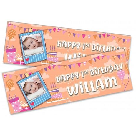 Photo Banner - Birthday Party