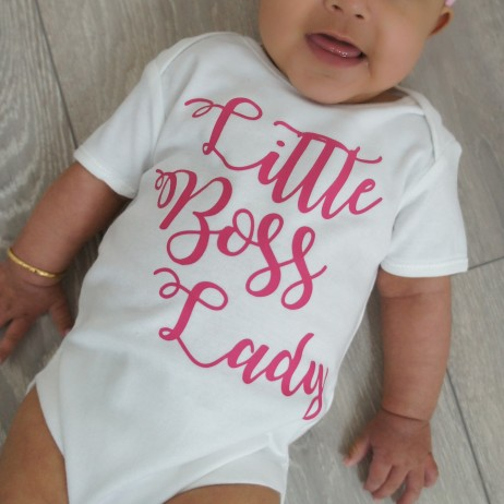 Little Boss Lady