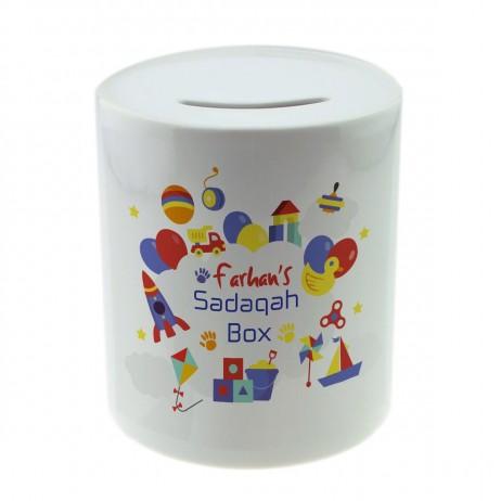 Toys- Sadaqah Box