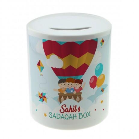 Hot Air Balloon - Sadaqah Box