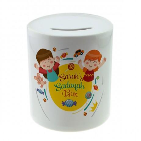 Candy - Sadaqah Box